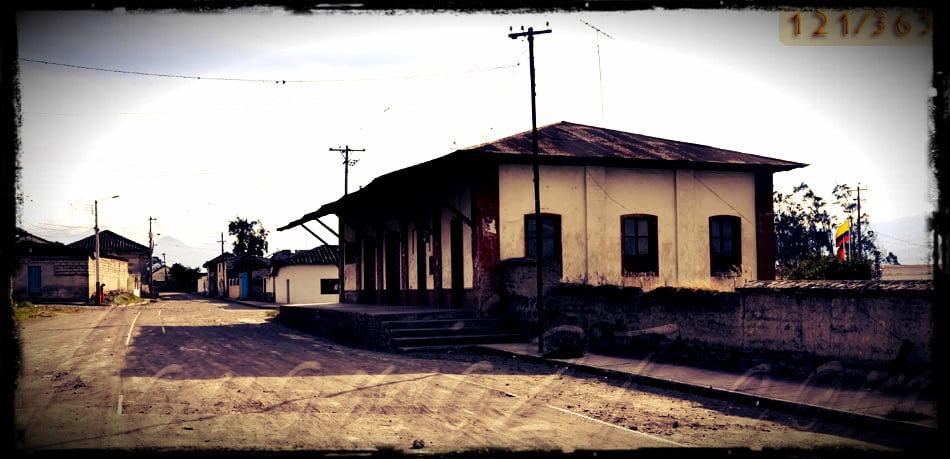 Estación Atuntaqui