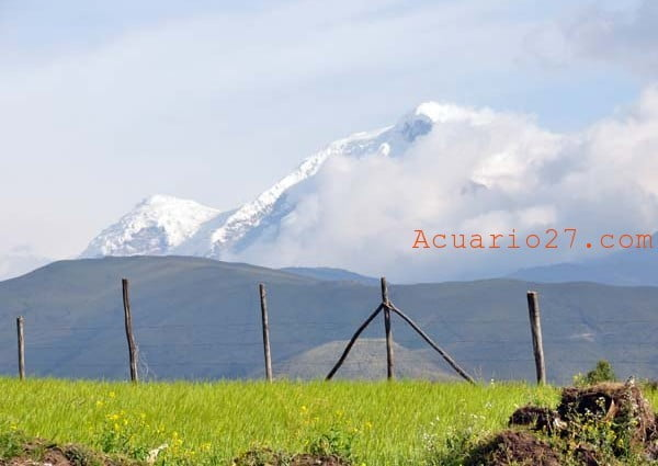 Volcán Cayambe