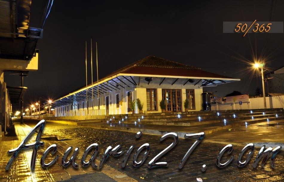 50/365 La Estación Ferrocarril Ibarra