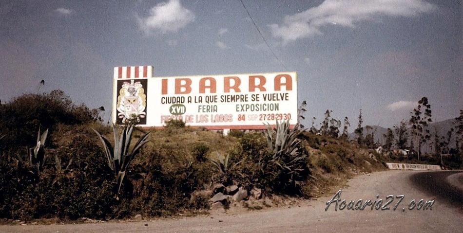Ibarra, Ciudad a la que siempre se vuelve