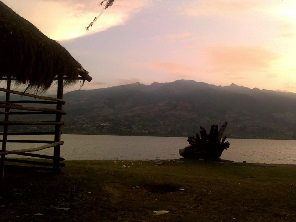 Lago San Pablo. Otavalo Imbbabura. Foto: Acuario27
