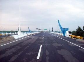 Puente Internacional nuevo: foto Acuario27