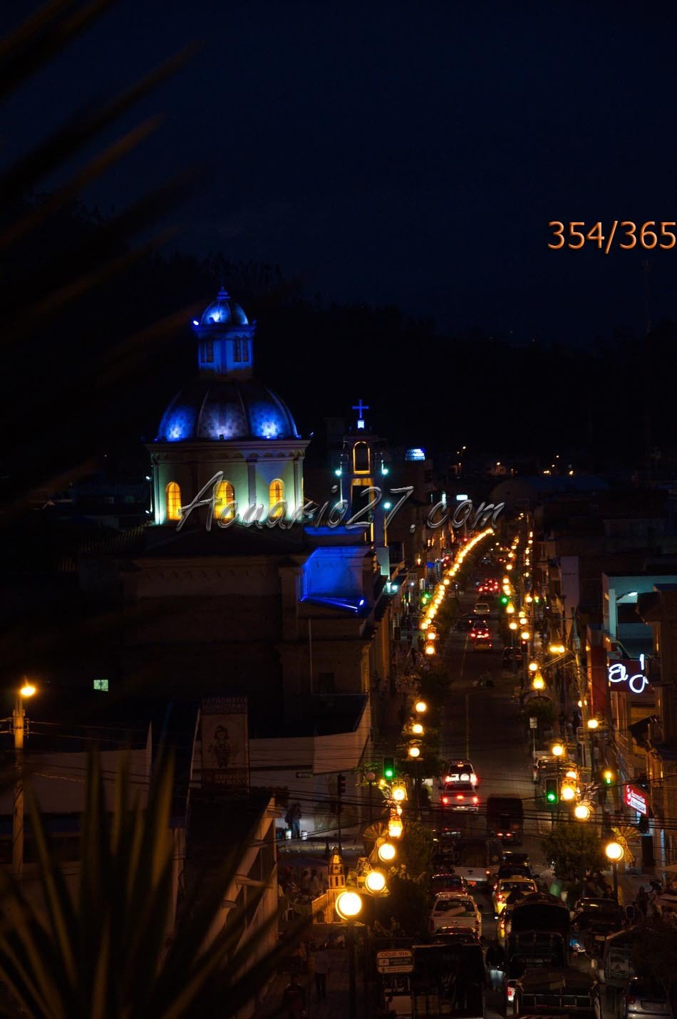 Otavalo Nocturno