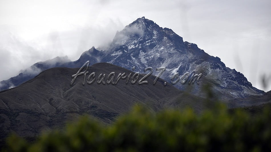 Volcán Cotacachi 4934 msnm