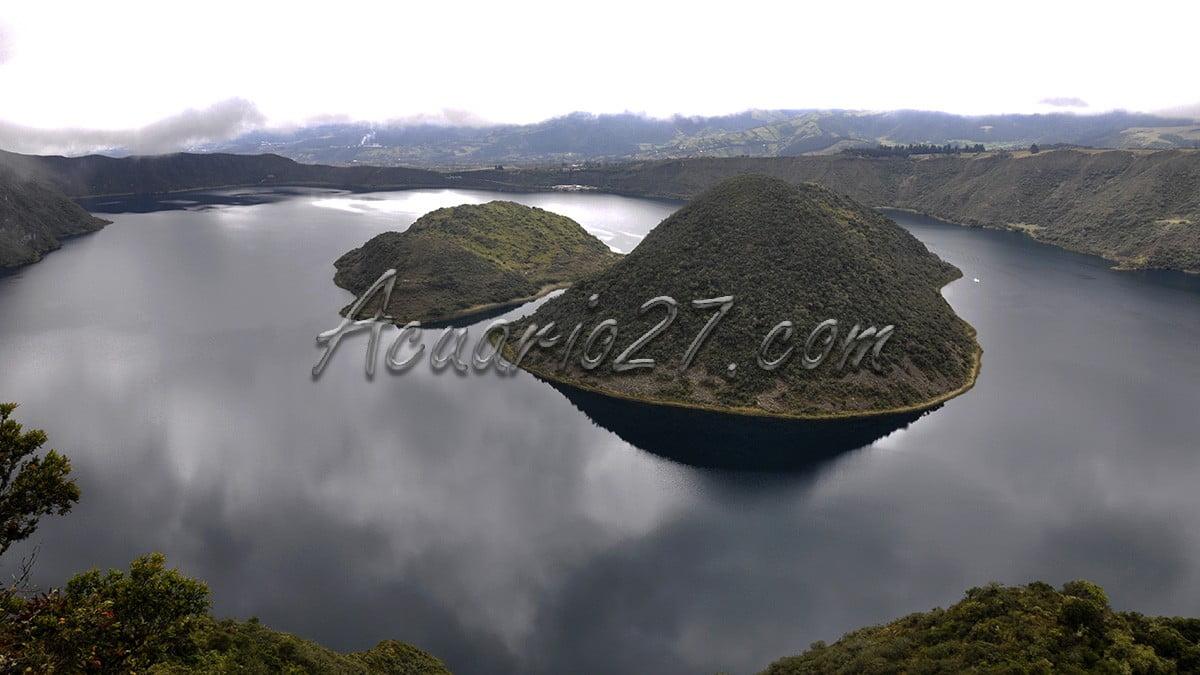 Laguna Cuicocha, Foto Acuario27