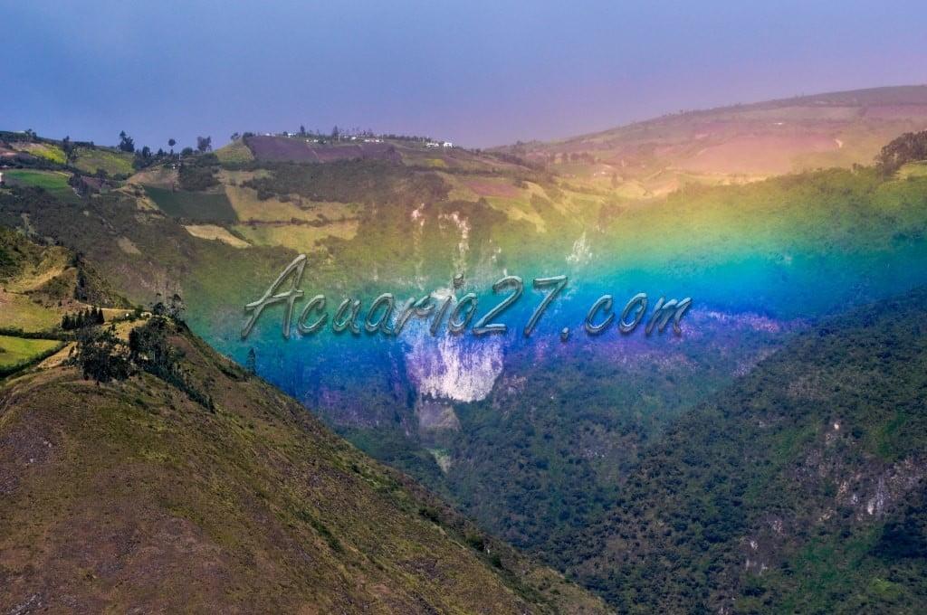 Arco Iris. Foto Acuario27