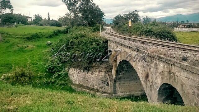 Puente de piedra. Foto Acuario27
