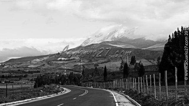 Via Zuleta Cayambe