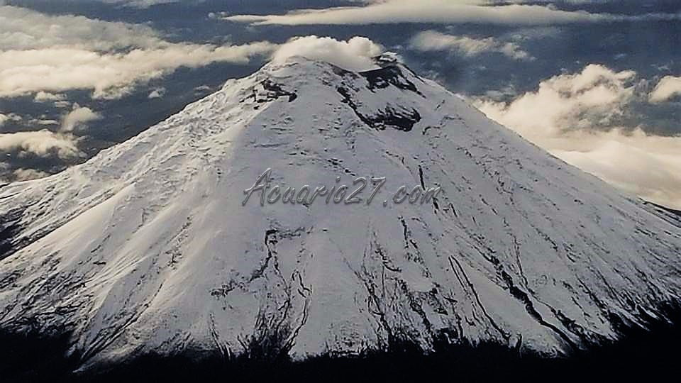 Volcán Cotopaxi, Foto: Diego Figueroa