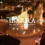 Lanzamiento fiestas de Ibarra 2012