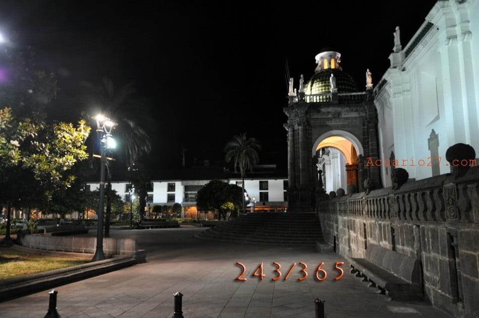 Foto 243/365 Quito.