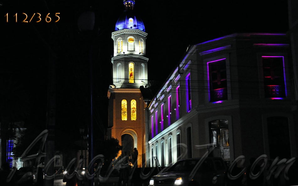 Iglesia de San Luis Otavalo