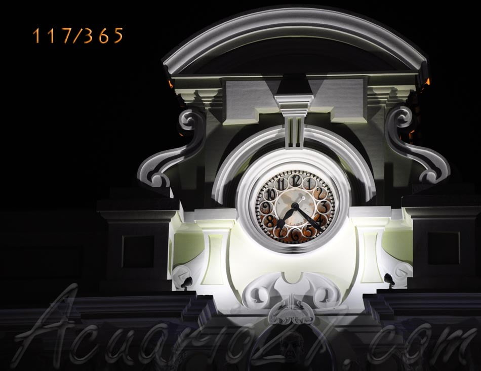 Reloj Municipio de Otavalo