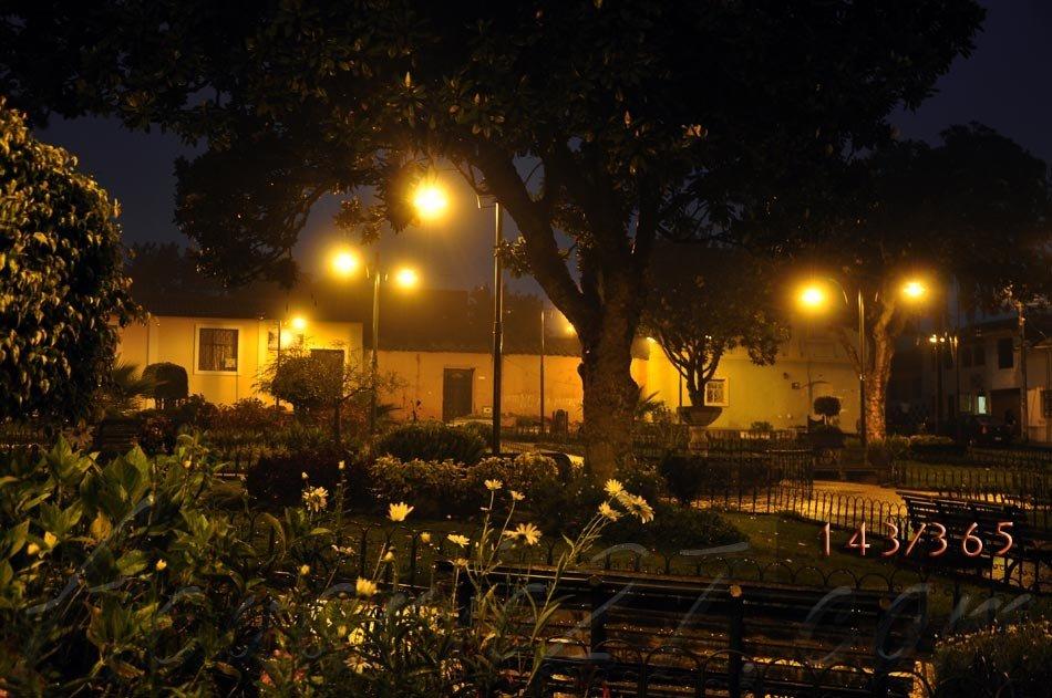 Parque de Caranqui