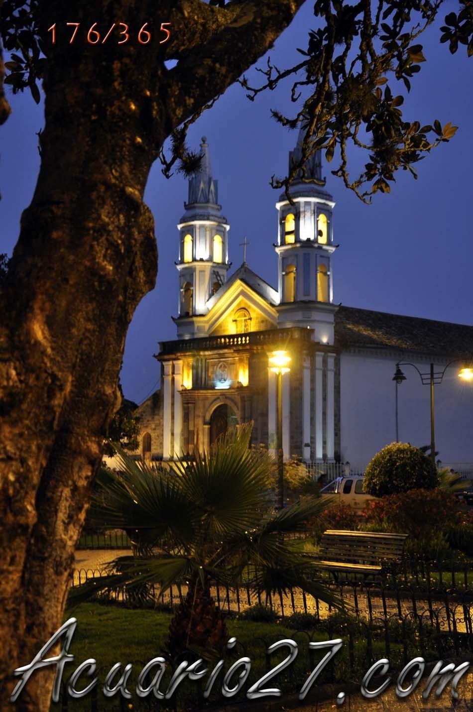 Iglesia de Caranqui