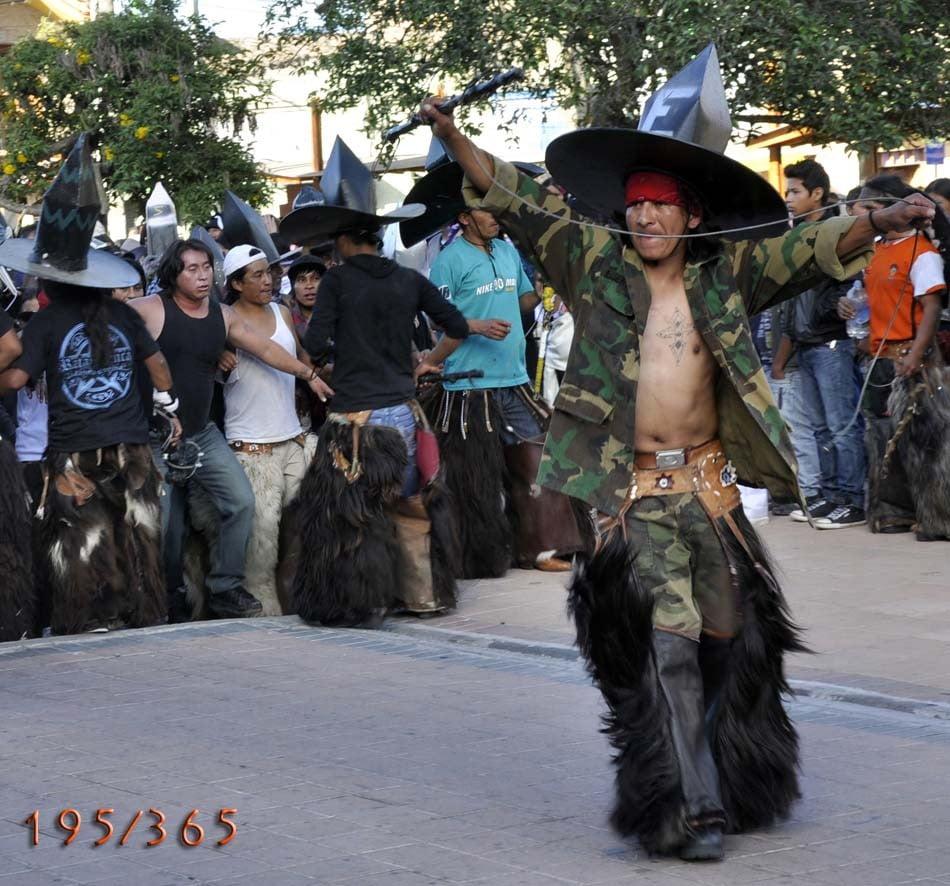 Bailes de San Juan