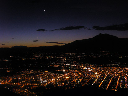 Ibarra noche