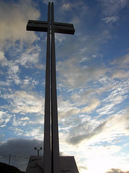 La Cruz del Socav�n