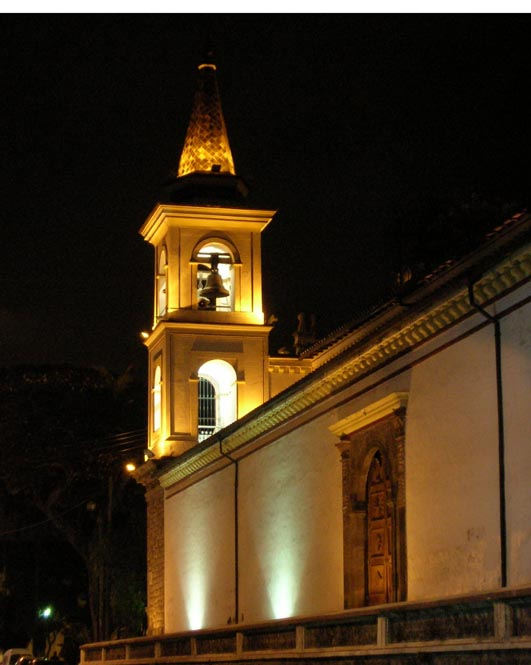 Iglesia La catedral.- Archivo Acuario27