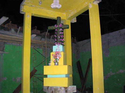 La Cruz Verde, Ibarra