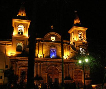 Iglesia La catedral