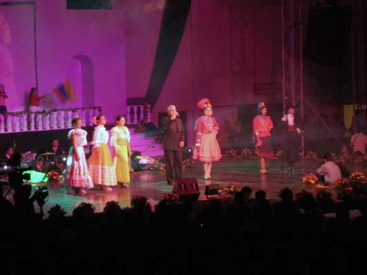 Evento Reina de Yamor 2007