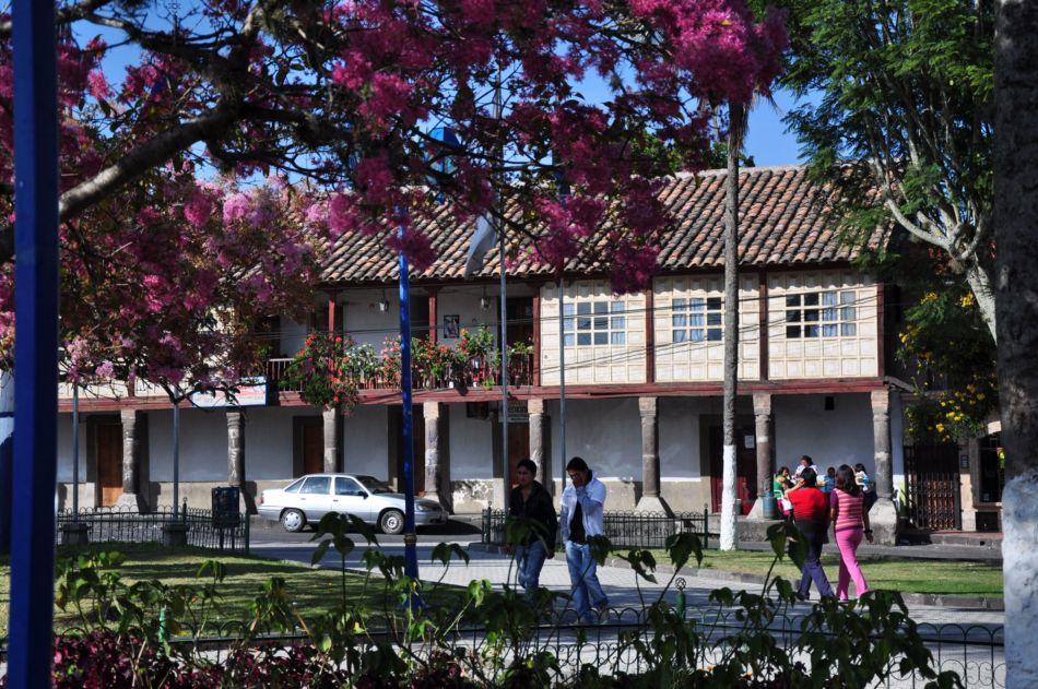 Parque de Cotacahi. Foto: Acuario27