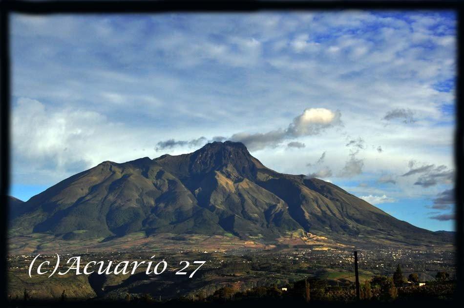 Volcán Imbabura: Foto Acuario27