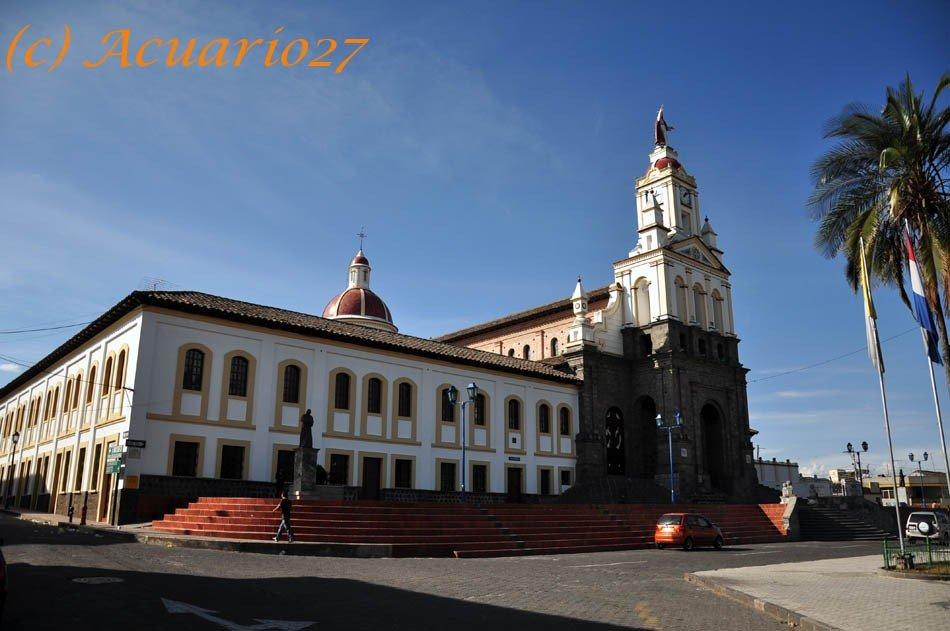 Iglesia, la Matriz Cotacachi