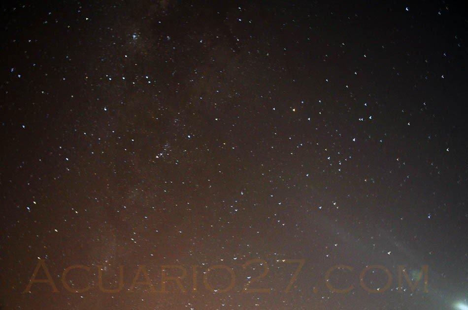 Estrellas.- Foto Acuario27