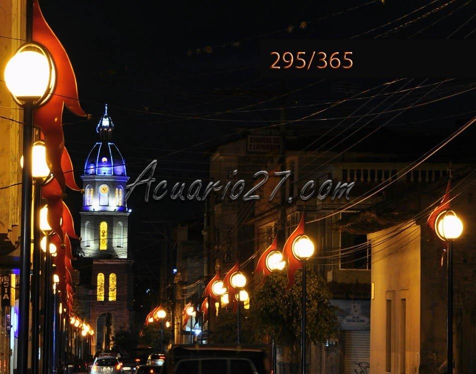 Iglesia San Luis Otavalo. Foto 295/365