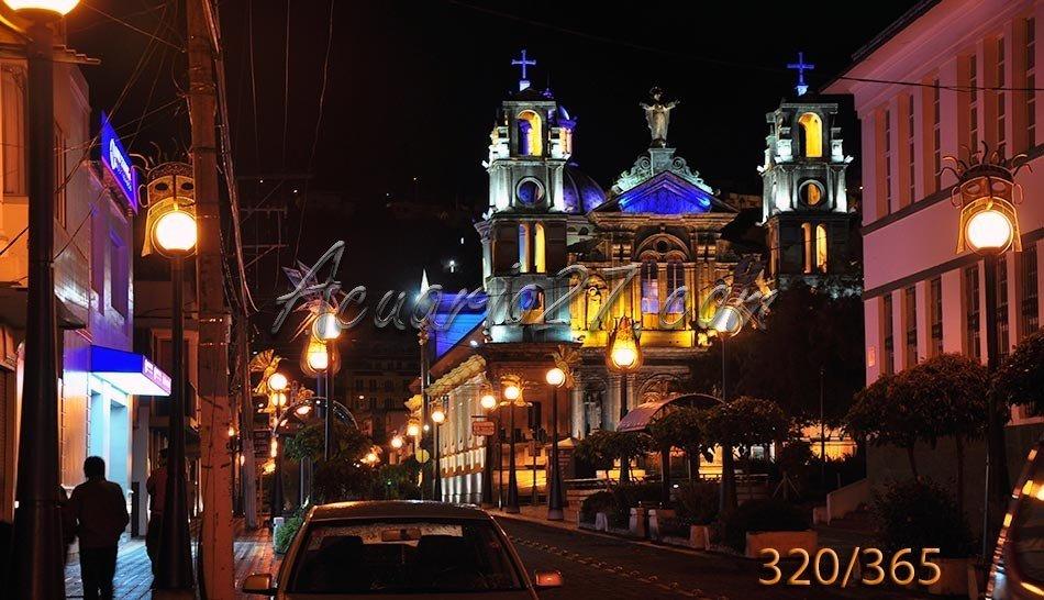 Iglesia el Jord�n Otavalo