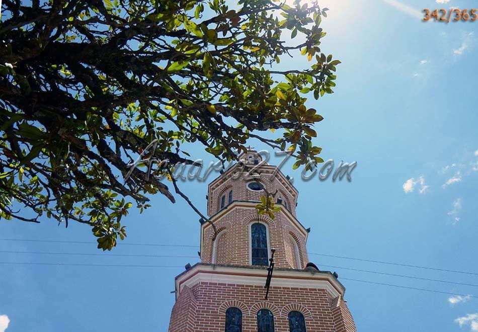 Iglesia San Luis, Otavalo.