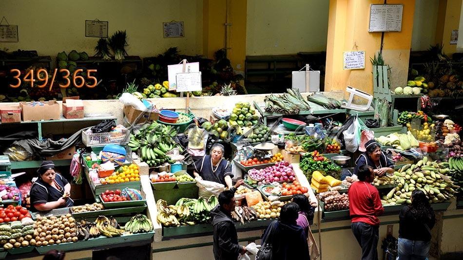 Mercado de Loja