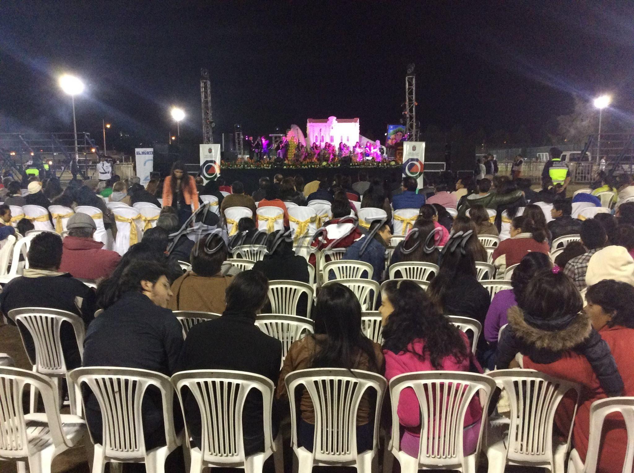 Candidatas Yamor 2015. Foto: Municipio Otavalo