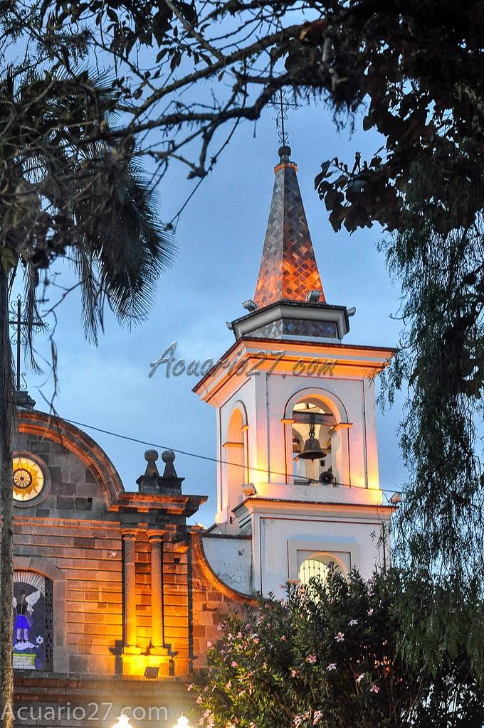 LLa Iglesia Catedral en Ibarra