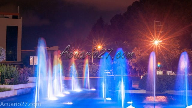 Pileta Parque ciudad Blanca