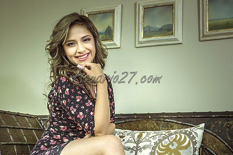 Carol Lisbeth Pineda López. Reina del Yamor 2016, Foto: Otavalo.gob.ec