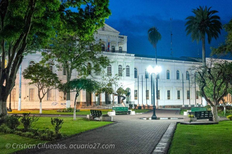 Ibarra, ciudad  Blanca