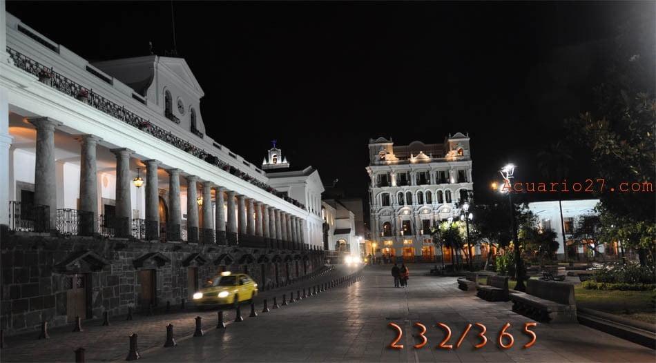 232/365 Quito.