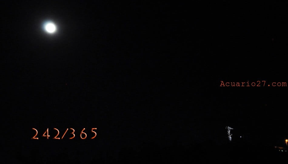 242/365 La Noche