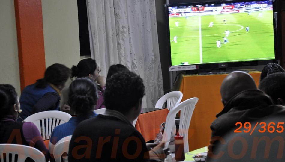 29/365 Pasión por el fútbol