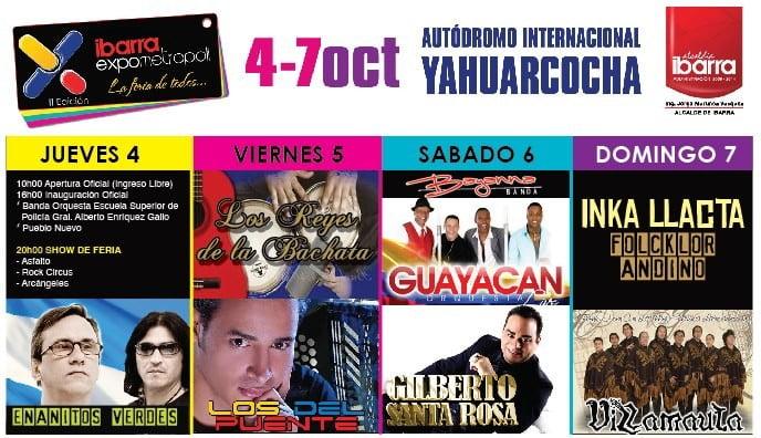 Expometrópli del 4 - 7 de Octubre