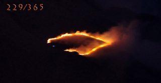 Incendio Imbabura