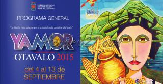 Programa Fiestas Yamor 2015
